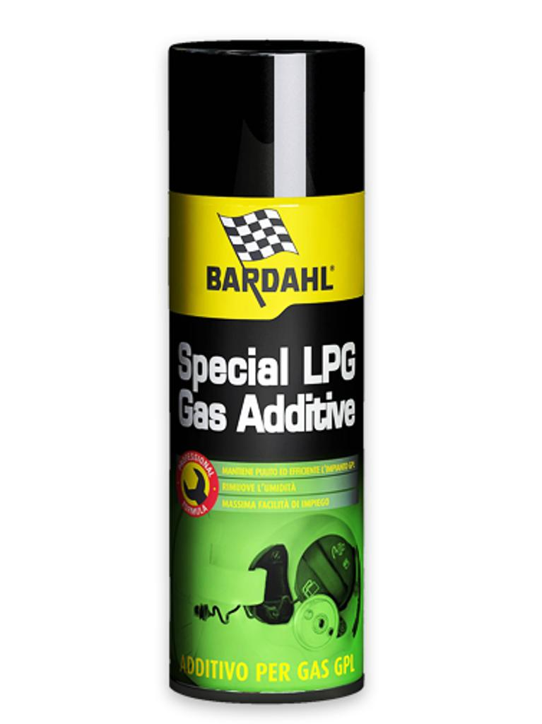 Specal LPG Gas Additive, 120мл. 614009 BARDAHL – фото